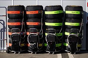 Fórmula 1 Noticias Los equipos de F1 desechan el neumático medio para el GP de Brasil