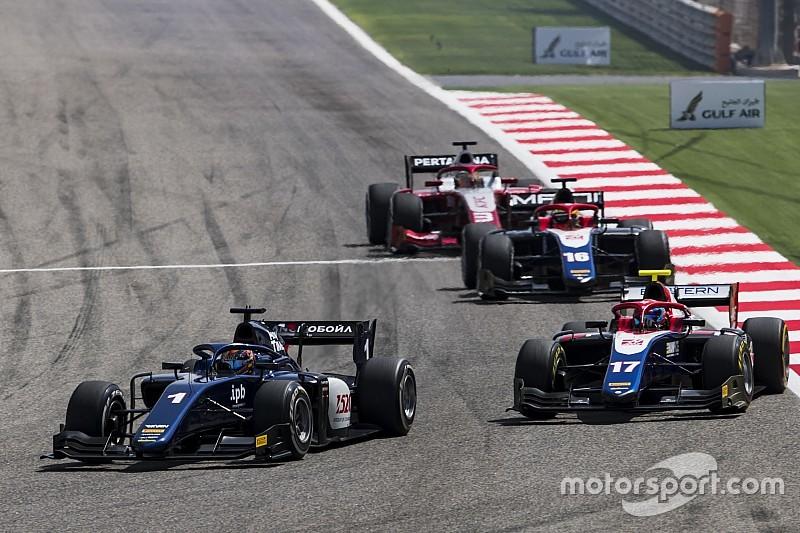 F2 Bahrein: Markelov wint, De Vries vijfde na strategische gok