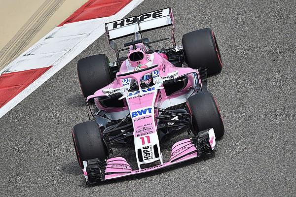 Force India, yeni ön kanadı Bahreyn'de kullanmayacak