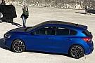 Auto La nouvelle Ford Focus se montre déjà