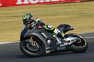 MotoGP Információk a tesztről Crutchlow végzett az élen Rins előtt a thaiföldi teszt 1. napján