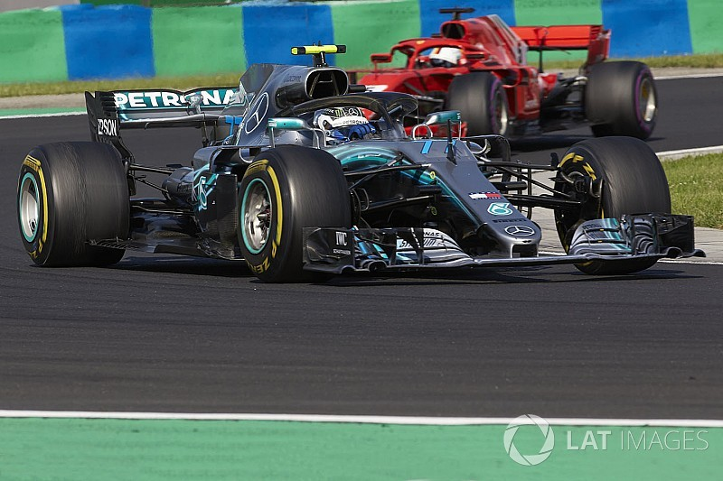 Mercedes admits strategy asked too much of