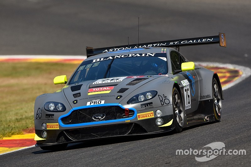 Aston Martin DTM project on
