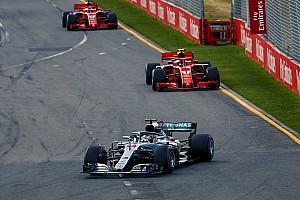 F1 突发新闻 梅赛德斯认为法拉利引擎已处同一水平