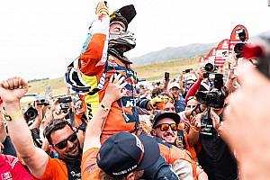 Dakar Etap raporu Dakar 2018: Walkner, KTM'in 17. Dakar galibiyetini kazandı