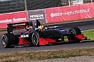 Super Formula Rio Haryanto tuntaskan tes singkat Super Formula