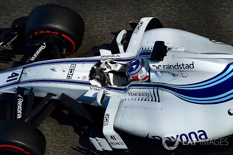 Williams sluit sponsordeal met Acronis