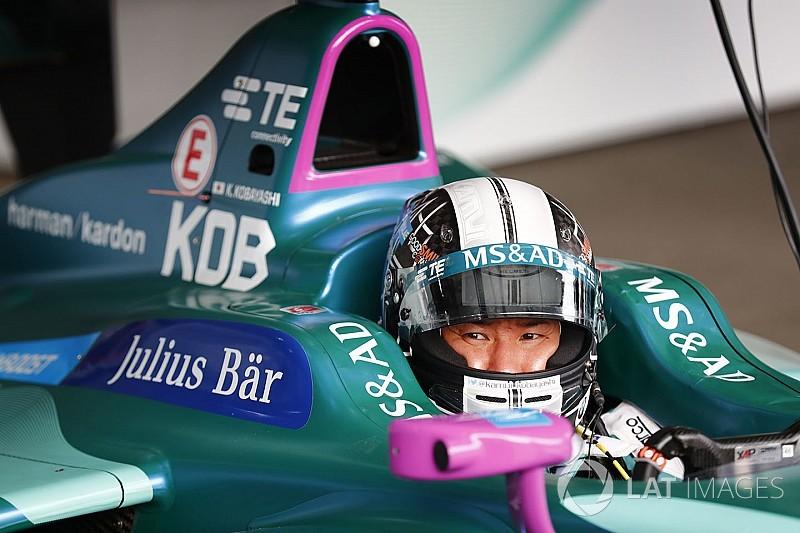 Kobayashi could keep Andretti seat for Marrakesh