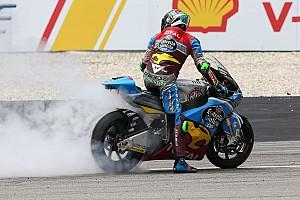 MotoGP Избранное История Франко Морбиделли – чемпиона Moto2, пережившего трагедию