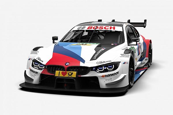 BMW представила раскраски своих машин в DTM на сезон-2018