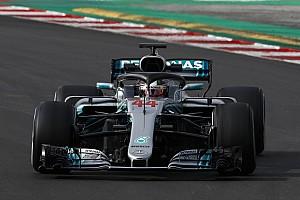 Formule 1 Résumé d'essais Barcelone, J4 - Hamilton signe le meilleur temps de la semaine