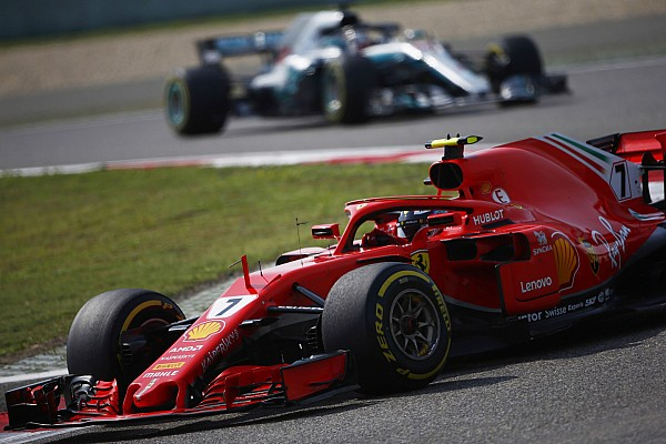F1 pecking order might change from race to race - Raikkonen