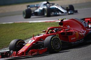Formula 1 Breaking news F1 pecking order might change from race to race - Raikkonen
