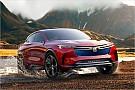 Automotive Buick Enspire Concept