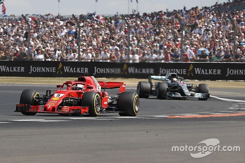 Vettel n'a