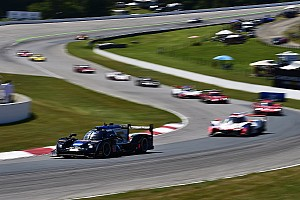 "IMSA Breaking news Taylor: Losing CTMP victory to CORE LMP2 ""out of our control"""