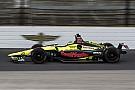 IndyCar Sébastien Bourdais, fer de lance Honda à Indy