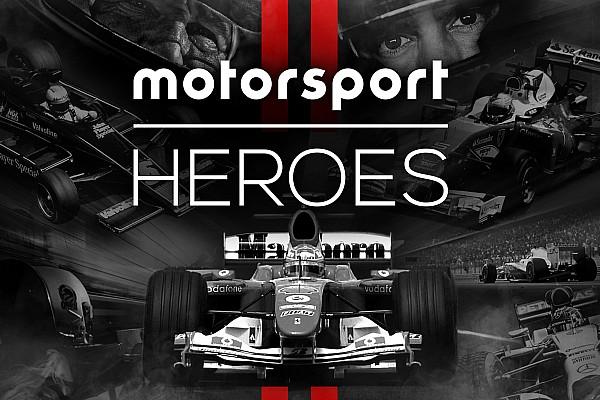 General Sajtóközlemény A Senna film írója is részt vesz a Motorsport Heroes készítésében