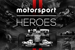 Motorsport Heroes: cinco historias y un espíritu eterno