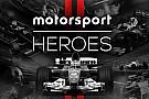 Geral Motorsport Network faz parceria com escritor e produtor executivo de