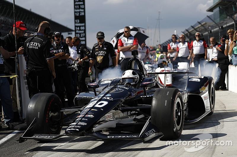 IndyCar cambia el procedimiento de calificación de Indy 500