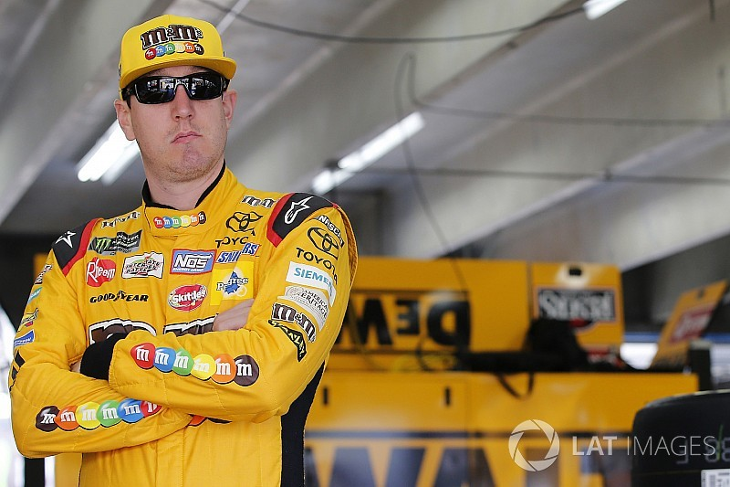 Kyle Busch fastest in Friday's shortened Cup practice session