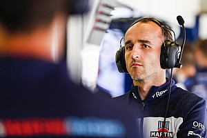 Is Kubica the answer for Williams?
