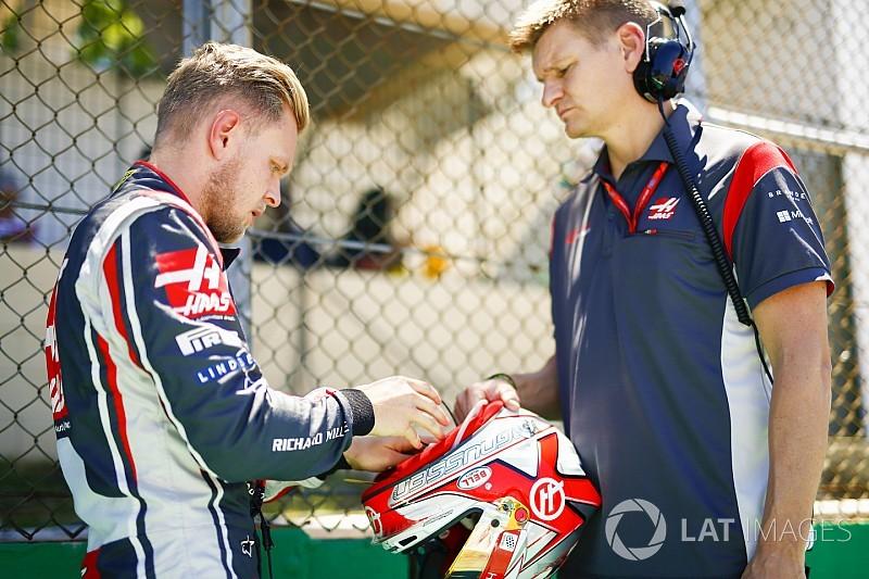 Magnussen akui tak ingin berteman dengan pembalap F1