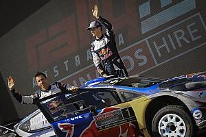 WRC Actualités Le plus fort engagement de Ford a convaincu Ogier de rester