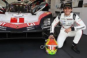 """WEC Últimas notícias Fittipaldi descreve Porsche como """"incrível"""" em teste"""