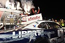 NASCAR XFINITY Custer wins, Byron crowned Xfinity champion after heated battle