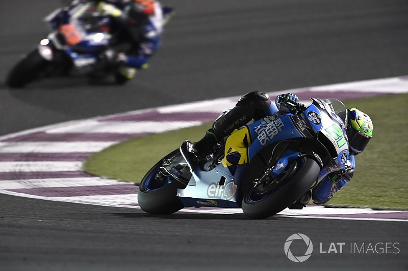 "Morbidelli's Qatar debut pace ""much better"" than expected"