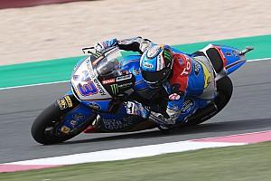 Moto2 Kwalificatieverslag Moto2 Qatar: Marquez overtuigt met fraaie pole, Bendsneyder twintigste