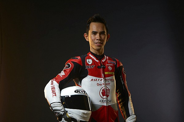 CEV Breaking news Gerry Salim bersiap debut CEV Moto3 Estoril