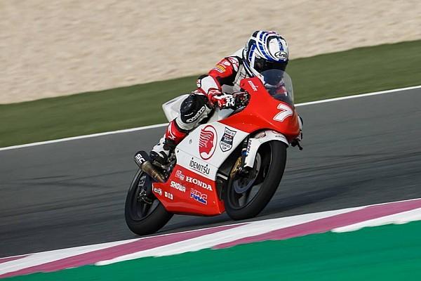 ATC Race report ATC Qatar: Debut gemilang, Mario SA naik podium