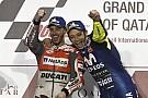 GP del Qatar: Dovizioso ed una vittoria che... Vale