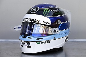 Formule 1 Actualités Un casque hommage à Häkkinen pour Bottas