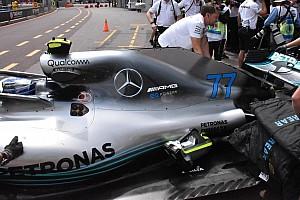 Formule 1 Actualités Un risque pour la fiabilité retarde l'évolution moteur Mercedes