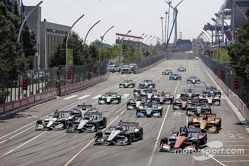 Los diez mejores de la Indycar en 2018