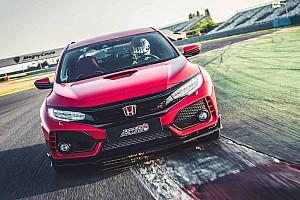 Auto Actualités La Honda Civic Type R signe un record à Magny-Cours