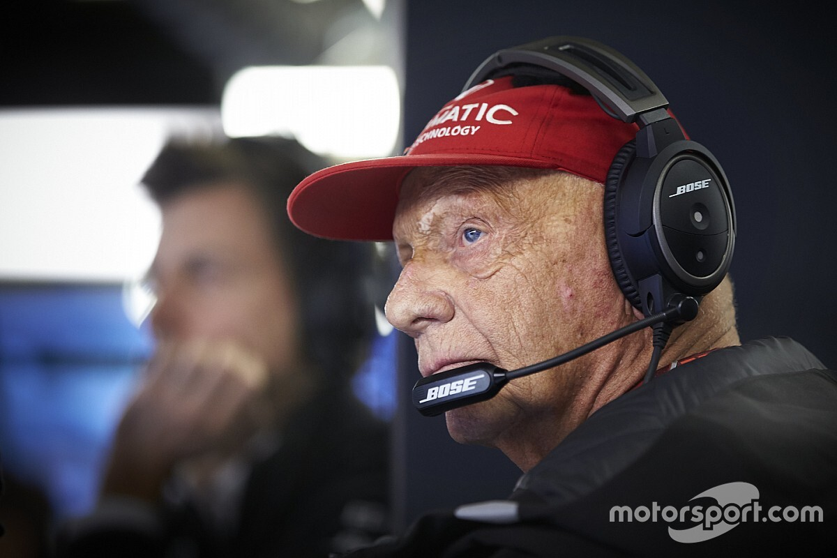 Lauda was only days away from death, say doctors