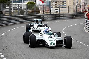 GALERÍA: los Rosberg completan su exhibición en Mónaco
