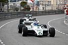 Forma-1 Keke és Nico Rosberg egyszerre a pályán a Monacói Nagydíjon: képgaléria