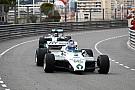 Fotos: los Rosberg exhibieron sus coches campeones del mundo en Mónaco