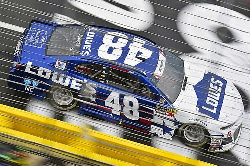 """Jimmie Johnson: Top-five """"feels good, but damn, I want to win"""""""