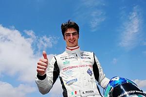 Carrera Cup Italia Intervista Carrera Cup Italia, Rovera: