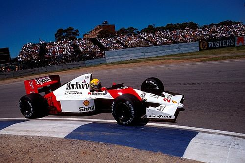 Gallery: All McLaren F1 cars since 1966