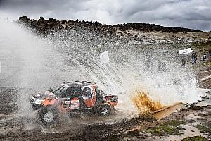 Dakar Actualités La neuvième spéciale du Dakar, prévue lundi, annulée