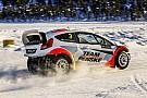 Rallye IndyCar-Star Helio Castroneves von RallyX-Ausflug begeistert