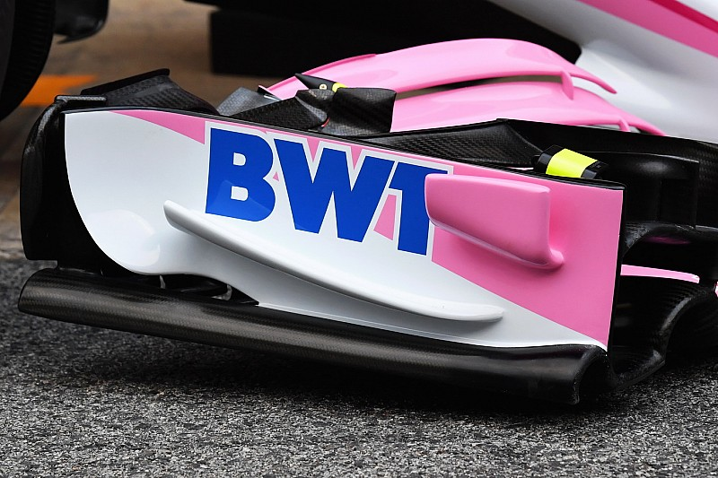 BWT steigt bei Arden ein: Pink im Formel-1-Unterhaus